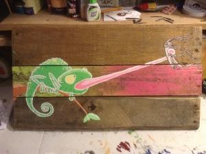 Chameleon with Joe Rosshirt